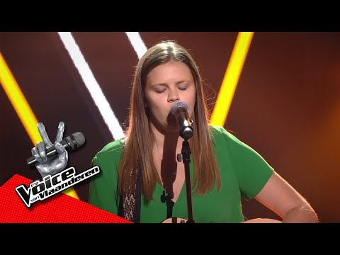Leen - 'Despacito' | Blind Auditions | The Voice Van Vlaanderen | VTM