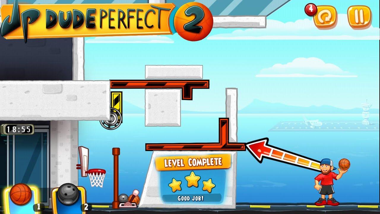 dude perfect backyard level 15 dude perfect 2 walkthrough level 15