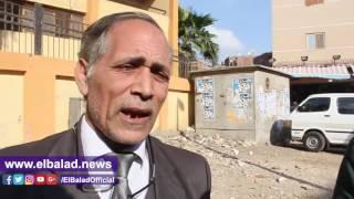 حى العجوزة يستجيب لــ'صدى البلد' ويضع صناديق قمامة أمام مدرسة العقاد.. فيديو