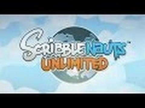 20 scribblenauts unlimited wir spielen cowboy und indianer youtube. Black Bedroom Furniture Sets. Home Design Ideas