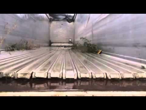 2008 Legras Waste Spec Moving Floor Trailer Youtube