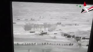 Воюющий в Сирии Т 90 показали изнутри