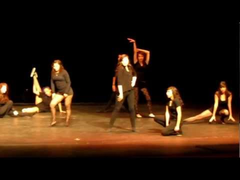 Cellblock Tango DVHS Dance Show 2013