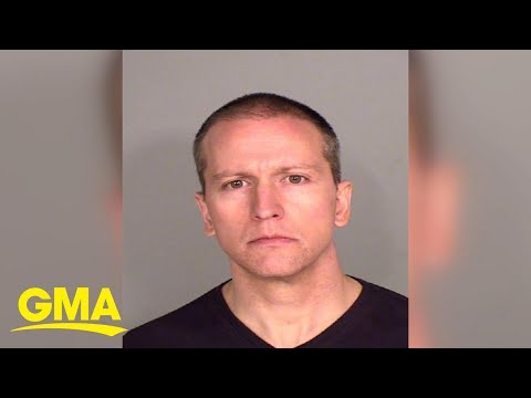 Former Minneapolis police officer Derek Chauvin awaiting trial | GMA - Good Morning America