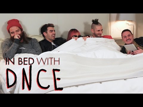 DNCE & Joe Jonas Reveal The Craziest Place They've Had Sex!