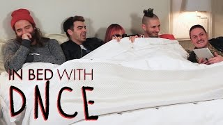 DNCE & Joe Jonas Reveal The Craziest Place They