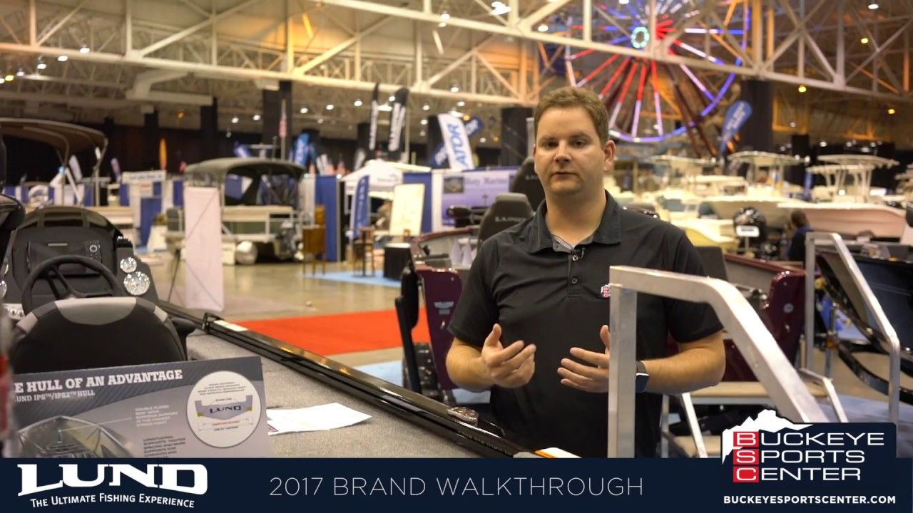 hight resolution of lund boats brand walkthrough with bob