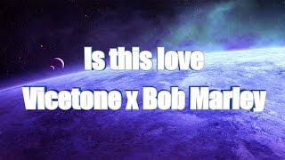 LYRICS | Is This Love - Vicetone x Bob Marley