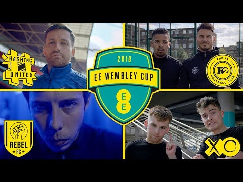 WEMBLEY CUP 2018 EXPLAINED feat. Hashtag United, F2 FC, Rebel FC & XO FC