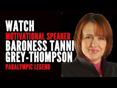 Tanni Grey-Thompson DBE - Paralympic Legend & Keynote Speaker