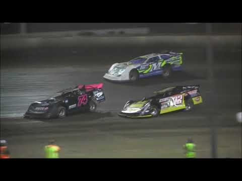 Lasalle Speedway Late Model Feature 9 23 18