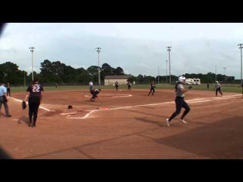 2014 AHSAA Regional Softball Playoffs: Briarwood Christian 4 Shelby County High School 1