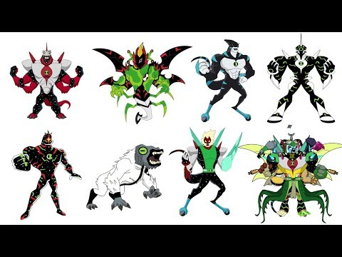 Ben10 Best Compilation Fan Art Request