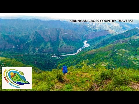 Kibungan Cross Country Traverse, Benguet, Philippines