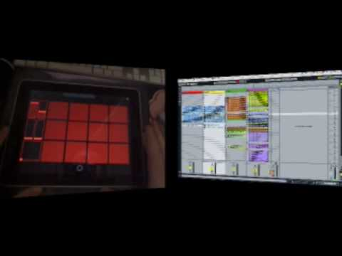 how to set up mpd24 with ableton live