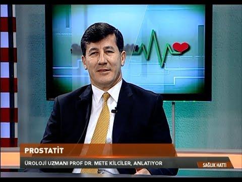 Kronik Prostatit Ve Tedavisi - Prof.Dr. Mete KİLCİLER
