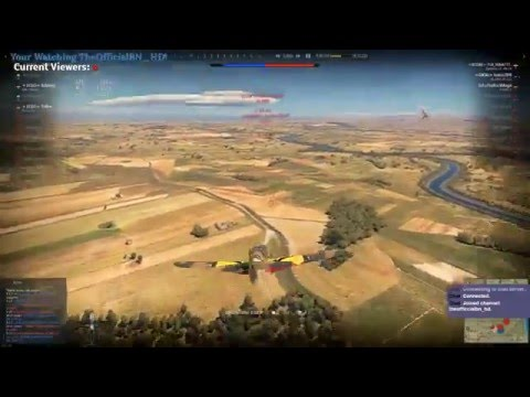 [EPIC KILL] How to outturn Spit with Bf109