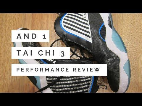 Analykix [Philippines] And1 Tai Chi 3 Performance Review