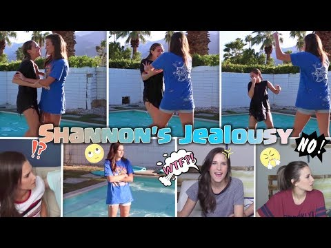 The Jealous Moments of Shannon | Lesbian Youtuber