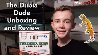 The Dubia Dude Unboxing & Review | Dubia Roaches
