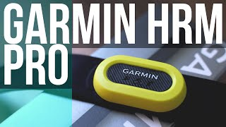 Garmin HRM PRO Review - Garmin's BEST Heart Rate Sensor Yet!
