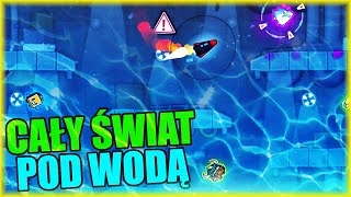 CAŁY ŚWIAT POD WODĄ | Move or Die [#35] (With: EKIPA) | BLADII