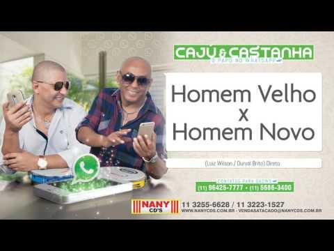 Cajú & Castanha - Homem Velho x Homem Novo - @CAJUECASTANHA37