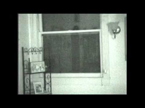 Denver Alien in window real actual footage August 2009