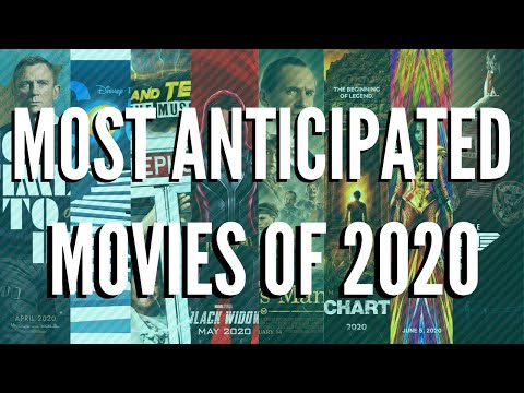 My Top 10 Most Anticipated Movies of 2020