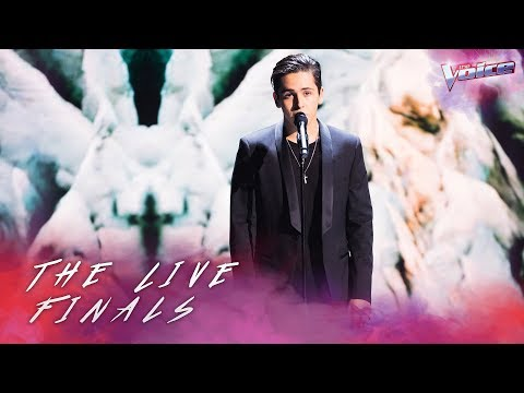 The Lives 3: Aydan Calafiore Sings You Are The Reason   The Voice Australia 2018