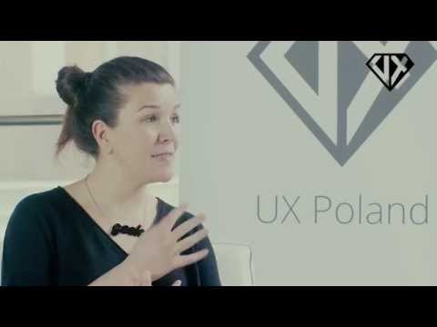 UX Poland interview with Lea Simpson