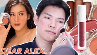 OKAY NA SANA EH... ALEX GONZAGA'S MAKEUP COLLECTION REVIEW + SWATCHES! (IS IT WORTH IT?!)