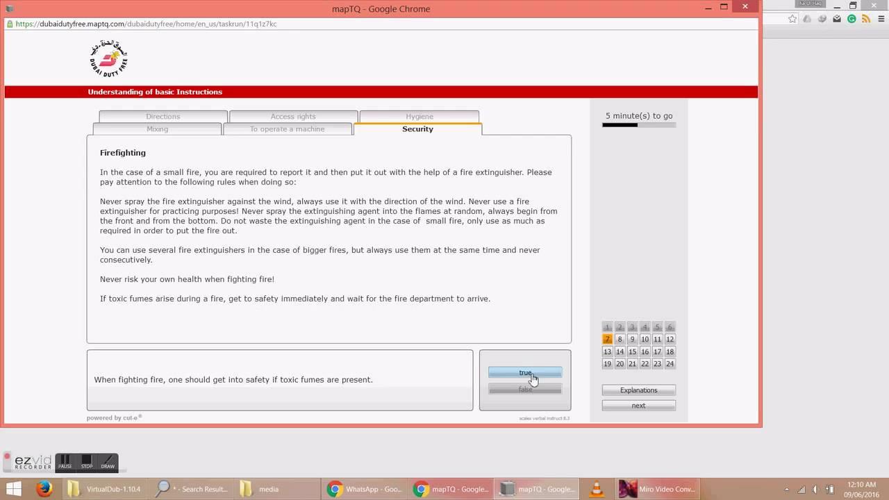 Dubai Duty Free - Online Assessment 2 - YouTube