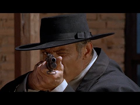 For a Few Dollars More - Lee Van Cleef's Entrance (1965 HD)