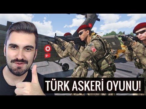 TÜRK ASKERİ SAVAŞ OYUNU - MÜKEMMEL ÖTESİ !