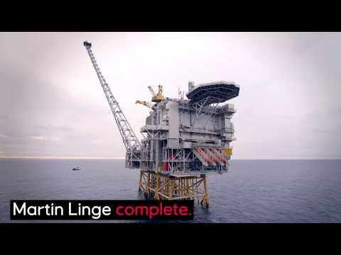 Martin Linge installed 👏🏽