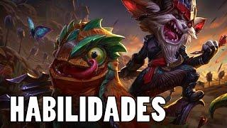 Preview KLED: El Jinete Cascarrabias - Todas las Habilidades - Nuevo Campeón en League of Legends