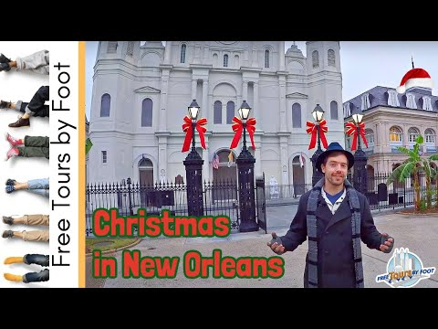 Christmas in New Orleans | Creole Christmas Virtual Tour