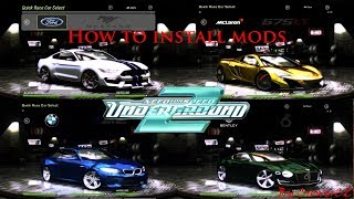 Category Need for Speed Underground 2 graphics mod