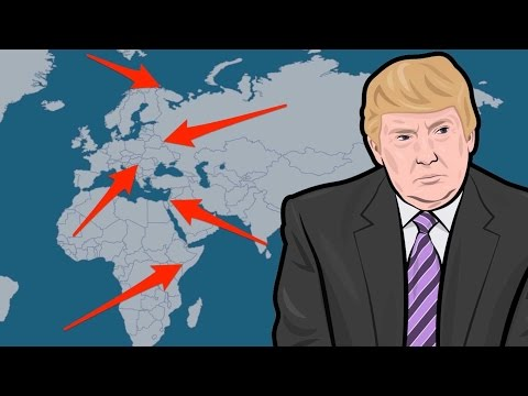 Trump Is Not Alone — Animated Map Shows 6 Border Walls Being Built Around The World Mp3