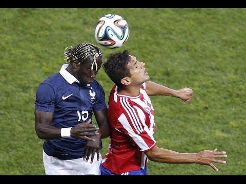 France-Paraguay (1-1) : réactions d'après-match