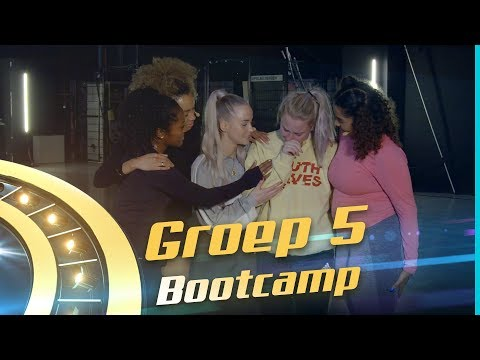 Wie wordt de nieuwe Christina Aguilera? - Come On Over Cover by: Groep 5  The Bootcamp
