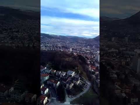 Avaz Twist Tower Sarajevo BiH