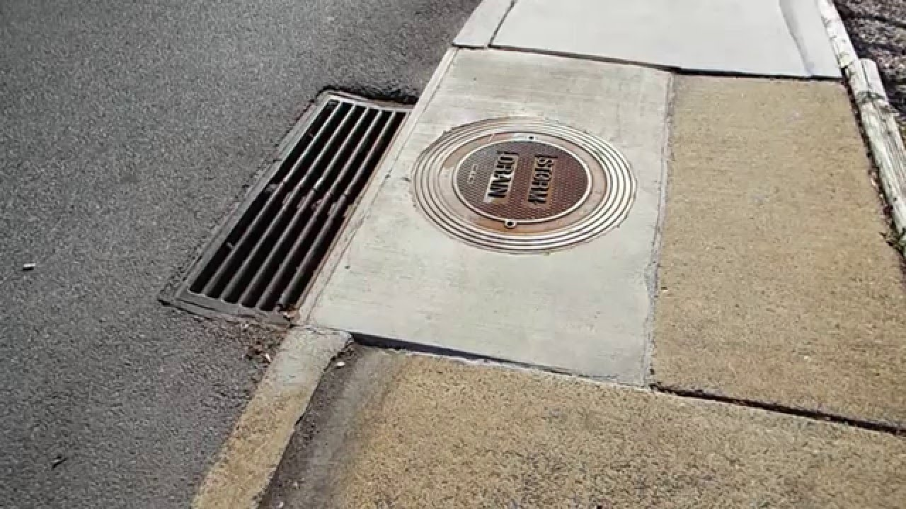 Storm Water Inlet American Design Youtube