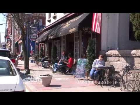 """Discover Rhode Island"" Episode 5: East Greenwich, RI"
