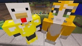 Minecraft Xbox - Ocean Den - Zombie Island! (7)