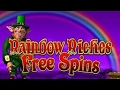 Rainbow riches 30 free spins bookies Ladbrokes fruit machine