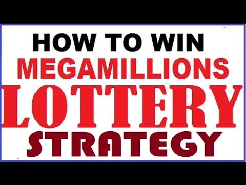 How to win the Mega millions lottery - Best Strategy to win the Jackpot
