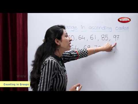 Arrange the Numbers in their Ascending Order | Maths For Class 2 | Maths Basics For CBSE Children