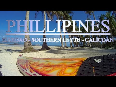 Phillipines Calicoan Southern leyte Siargao